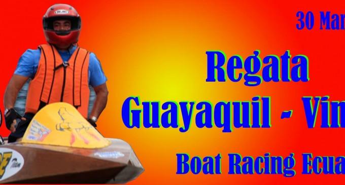 Hoy, Regata Vinces-Guayaquil