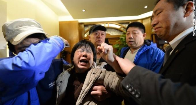 """Se perdieron todas las vidas"""" del vuelo de Malaysia Airlines"""