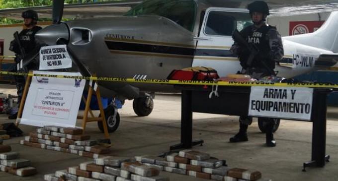 Policía Nacional trabaja para identificar nexos del narcotráfico en Los Ríos