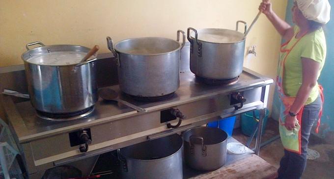 Gestión de riesgos del MIES inspecciona centros de atención en Babahoyo