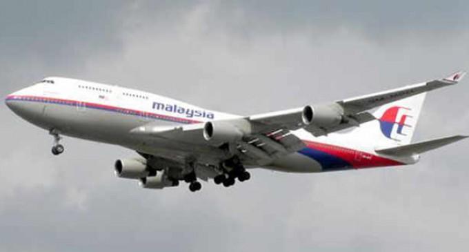 Divisan objetos en búsqueda del avión de Malaysian Airlines