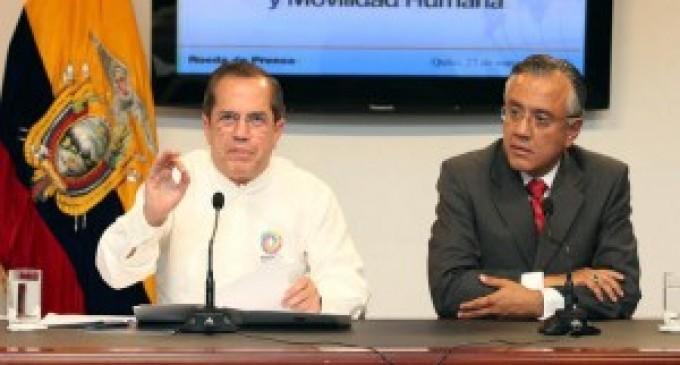 Ecuador no participará en el periodo de audiencias de la CIDH