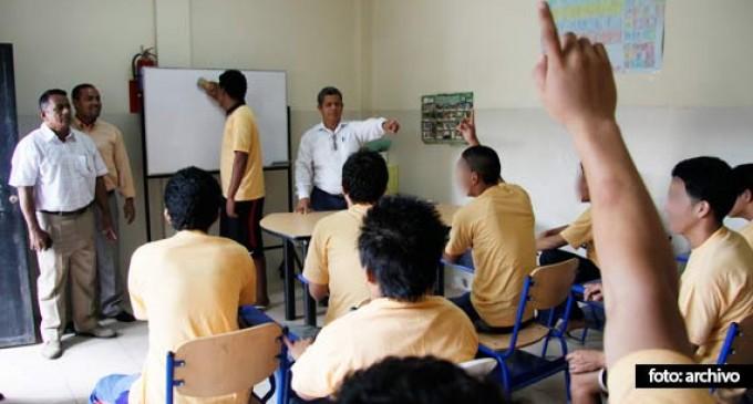 Se ejecutará un programa preventivo de drogas en los centros de adolescentes