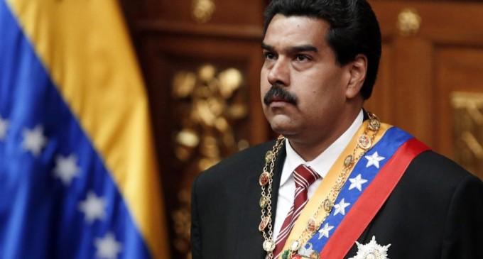 Maduro rompe relaciones políticas, comerciales y diplomáticas con Panamá