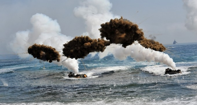 Corea del Norte y Corea del Sur intercambian fuego en frontera marítima