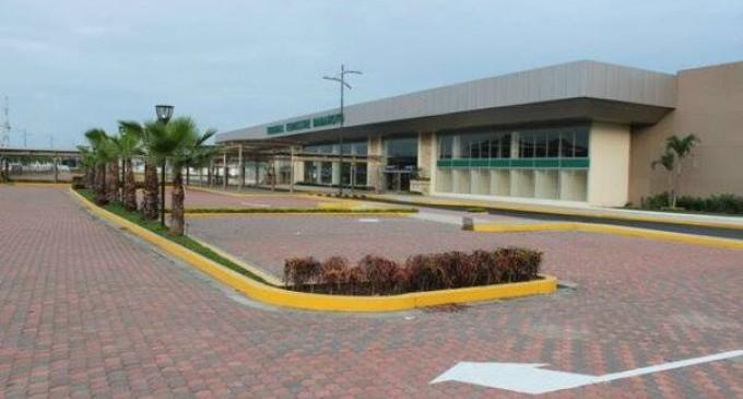 Terminal terrestre de Babahoyo abre sus puertas el martes