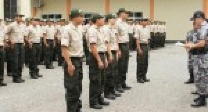 199 aspirantes a policías saldrán con títulos académicos en Los Ríos
