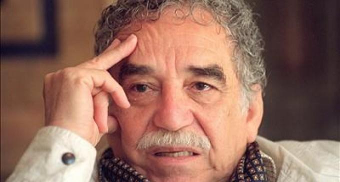 Muere el escritor colombiano Gabriel García Márquez