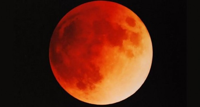 Eclipse: la luna roja se verá en la mayor parte de América