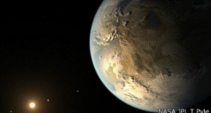 Descubren el planeta más parecido a la Tierra hasta ahora