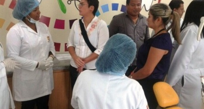Ministra de Salud visita Los Ríos