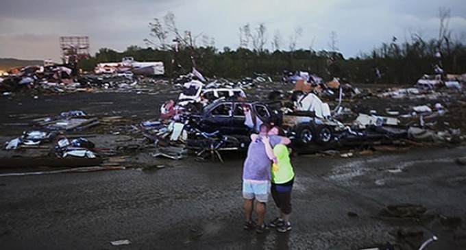 Tornados cimbran Mississippi tras 18 muertes al Medio-oeste de EU