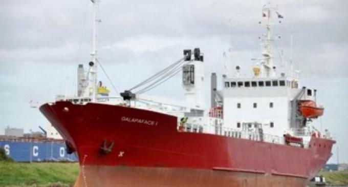 Secretaría de Riesgos declara emergencia en Galápagos por buque
