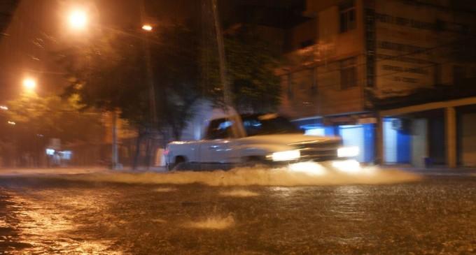 Babahoyo soportó fuerte lluvia.
