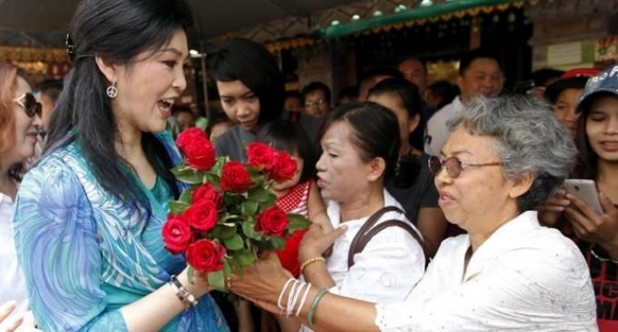 La Junta Militar de Tailandia detiene a la ex primera ministra Yingluck Shinawatra