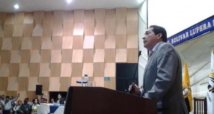 CONGOPE- realizará la reunión de prefectos