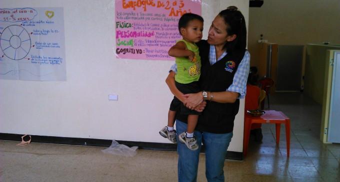 Centros infantiles del MIES iniciaron sus actividades