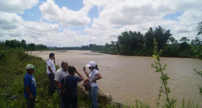 34 personas afectadas por desborde de río Quindigua