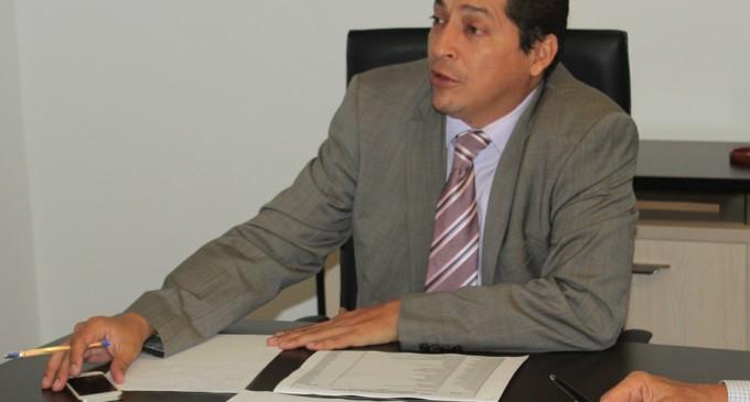 Prefecto de Los Ríos asumió la Presidencia del Congope