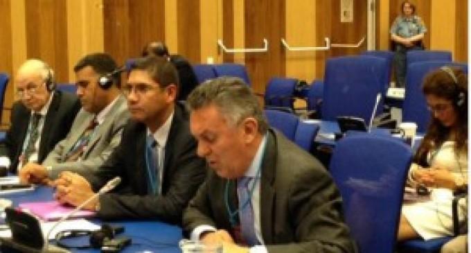 Activa participación del Ecuador en la Comisión de Prevención del Delito y Justicia Pena