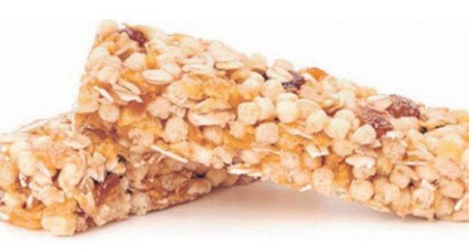 Crean barra de cereal que reduce riesgo de diabetes y baja el colesterol