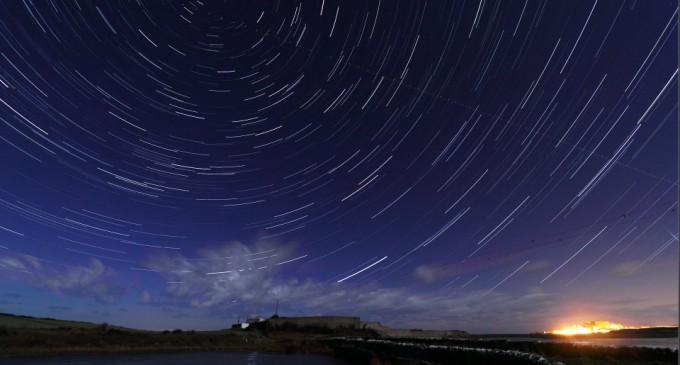 El universo se alinea para la lluvia de meteoros este fin de semana