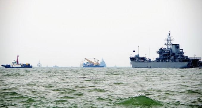 Corea del Sur lanza disparos de advertencia contra barcos norcoreanos