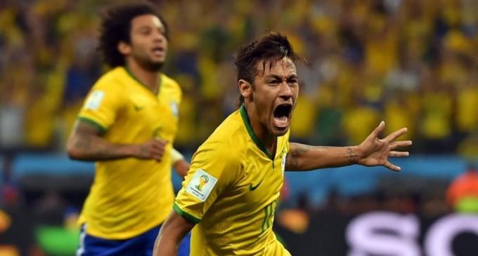 Con polémica, Brasil dio vuelta el resultado y le ganó a Croacia en su debut mundialista