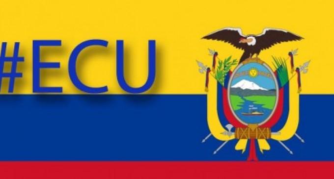 Ecuador ya tiene su hashflag en Twitter