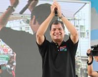 Presidente Correa, visitará Quevedo
