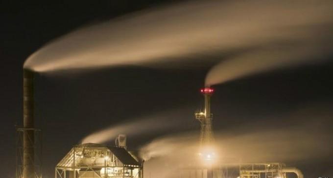 Estados Unidos espera reducir en un 30% sus emisiones de dióxido de carbono en 25 años