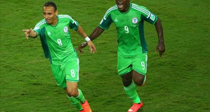 Nigeria volvió a la pelea