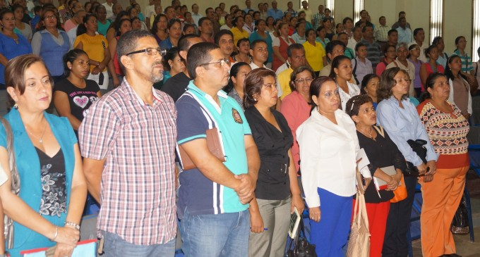 Coordinador Zonal 5 socializó reordenamiento la oferta educativa