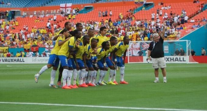 Ecuador escala posiciones en el Ranking FIFA