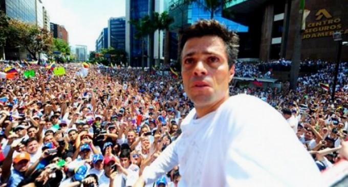 El líder opositor venezolano Leopoldo López será enjuiciado