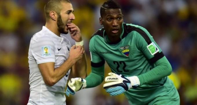 Ecuador, una eliminación que duele.