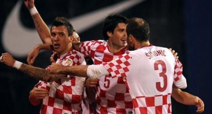 Croacia dio el golpe esperado.