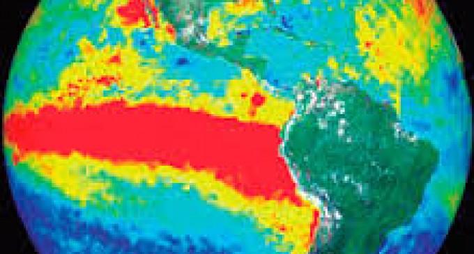 'En fase inicial' fenómeno El Niño