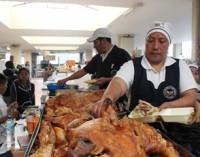 En Pichincha se viven las eliminatorias del Campeonato Mundial del Hornado