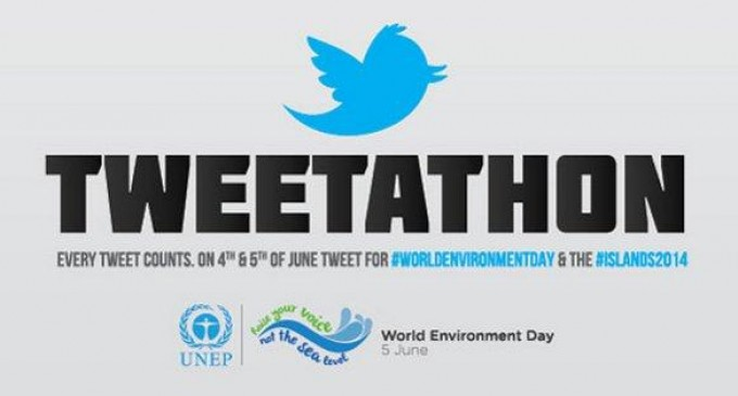 'Tweetathon', la campaña de Twitter que impulsa la conversación del ambiente