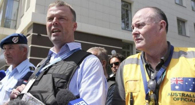 Kiev afirma que las cajas negras del MH17 prueban el impacto de un misil