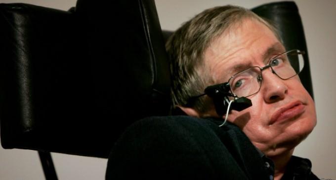 """Stephen Hawking: """"No permitir la muerte asistida es discriminatorio"""""""