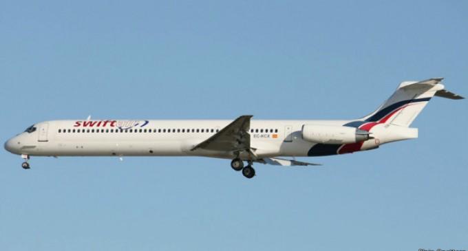 Se estrelló el avión de Air Algerie que estaba desaparecido