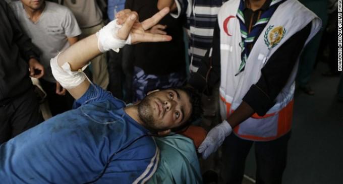 EE.UU. y ONU anuncian cese al fuego humanitario de 72 horas en Gaza