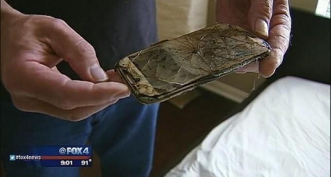 Se calcina un Galaxy S4 debajo de la almohada de una niña en EE.UU.