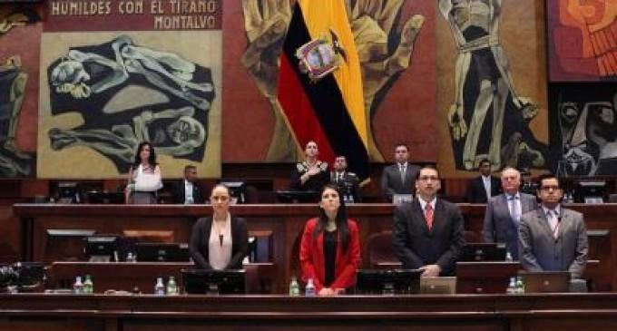 Asamblea reanudará el jueves el análisis del Código Monetario