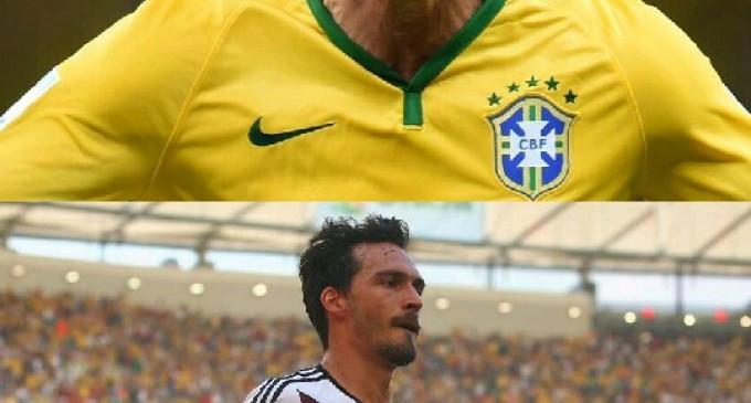 La Previa Brasil Alemania