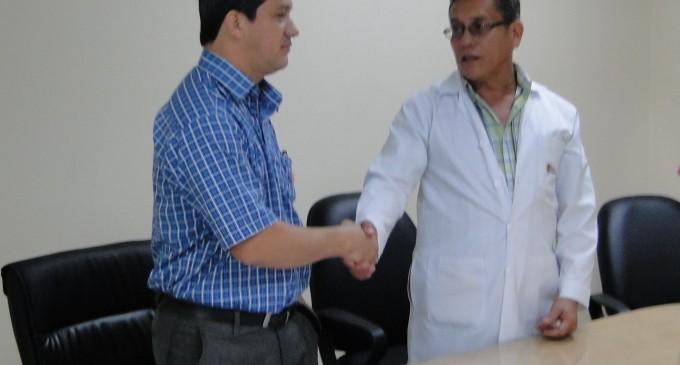 Centro de Salud Tipo C de San Jacinto de Buena Fe tiene nuevo Director