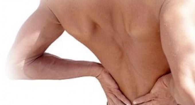 Si le duele la espalda, olvídese del paracetamol