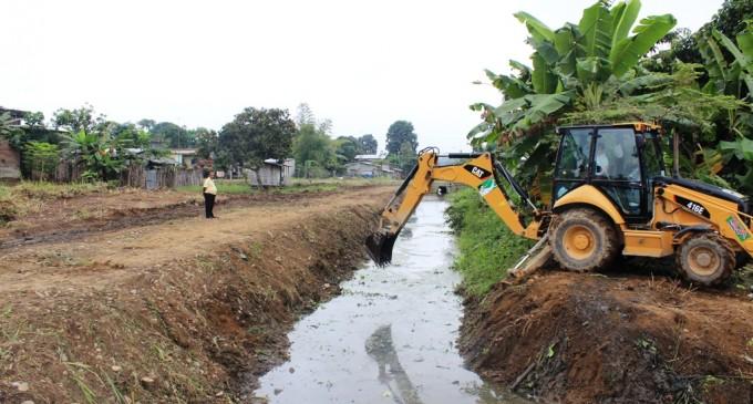 La Prefectura intensifica limpieza de afluentes en la provincia